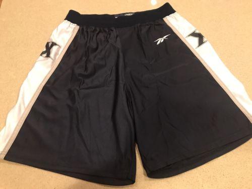 Xavier University Musketeers Game Used NCAA Men's Basketball Shorts Muskies