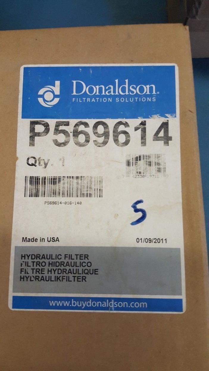 Donaldson hydraulic filter P569614 7809 57809 hf35480 NEW NOS Sealed