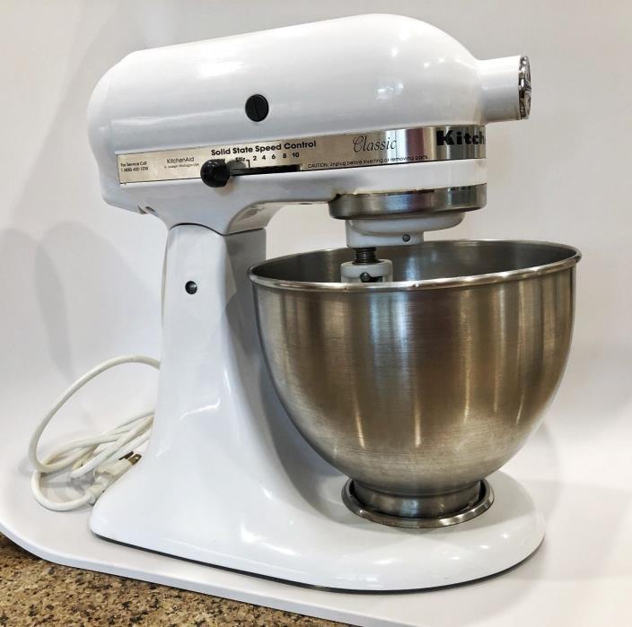 Kitchenaid Stand Mixer 6 Quart For Sale Classifieds