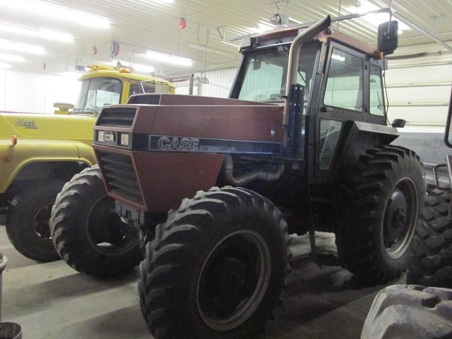 case 3294 tractor