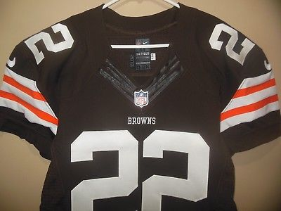 CLEVELAND BROWNS BUSTER SKRINE GAME  NFL FOOTBALL JERSEY