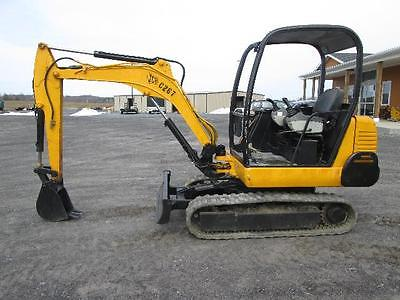 JCB 8030 Farm Excavator Tractor