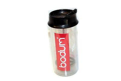 Bodum Insulated Travel French Press Coffee Tea Mug