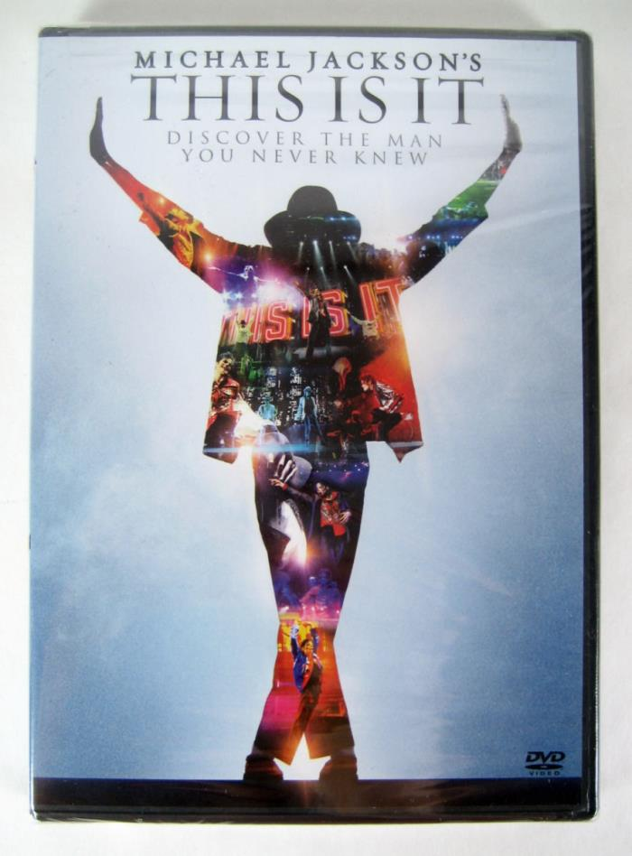 New ~ THIS IS IT - Michael Jackson - Discover The Man You Never Knew, Sealed NIP