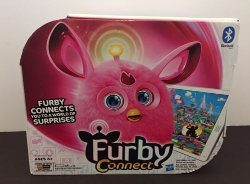 Hasbro Furby Connect Pink With Bluetooth New In Box