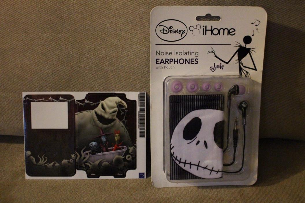 The Nightmare Before Christmas iHome-iPod Lot