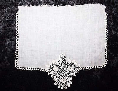 MINT Antique IRISH CROCHET 100% Cotton Cuff 9