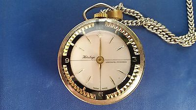 Vintage Heritage Swiss Made Pendant Watch