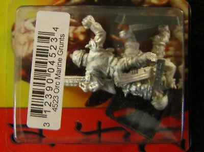 Ral Partha Orc Marine Grunts (2)