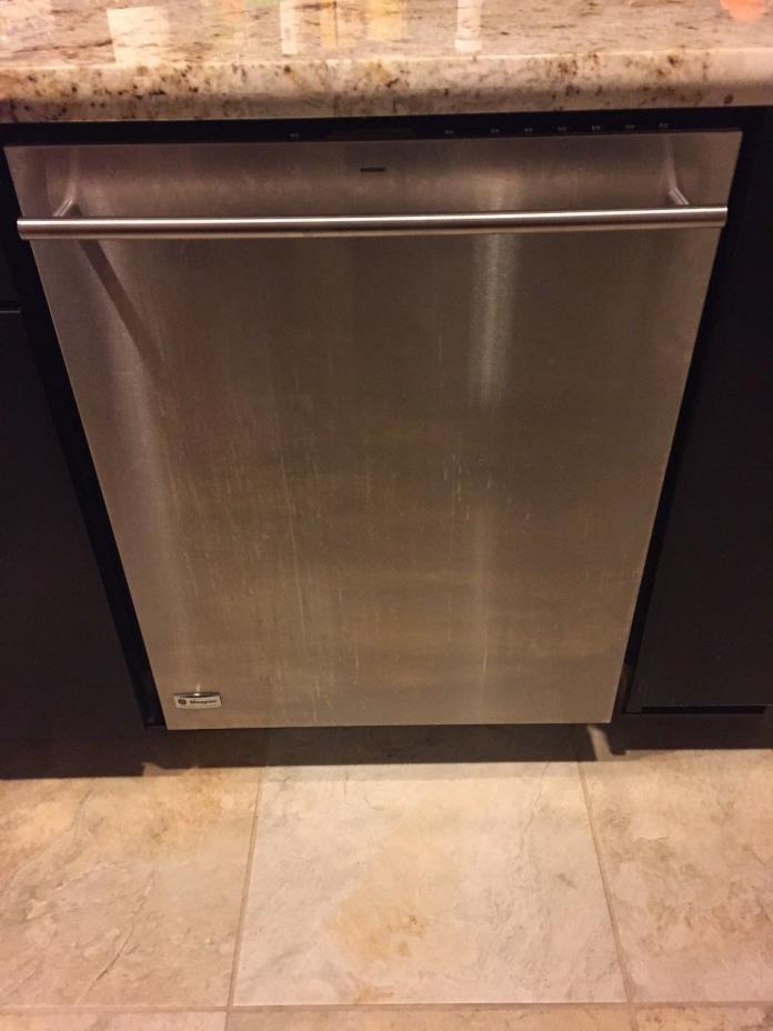 GE Monogram Fully Integrated Stainless Steel Dishwasher