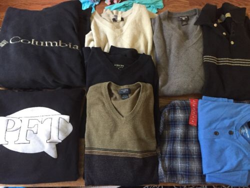 Lot Men's Winter Clothes Size XL