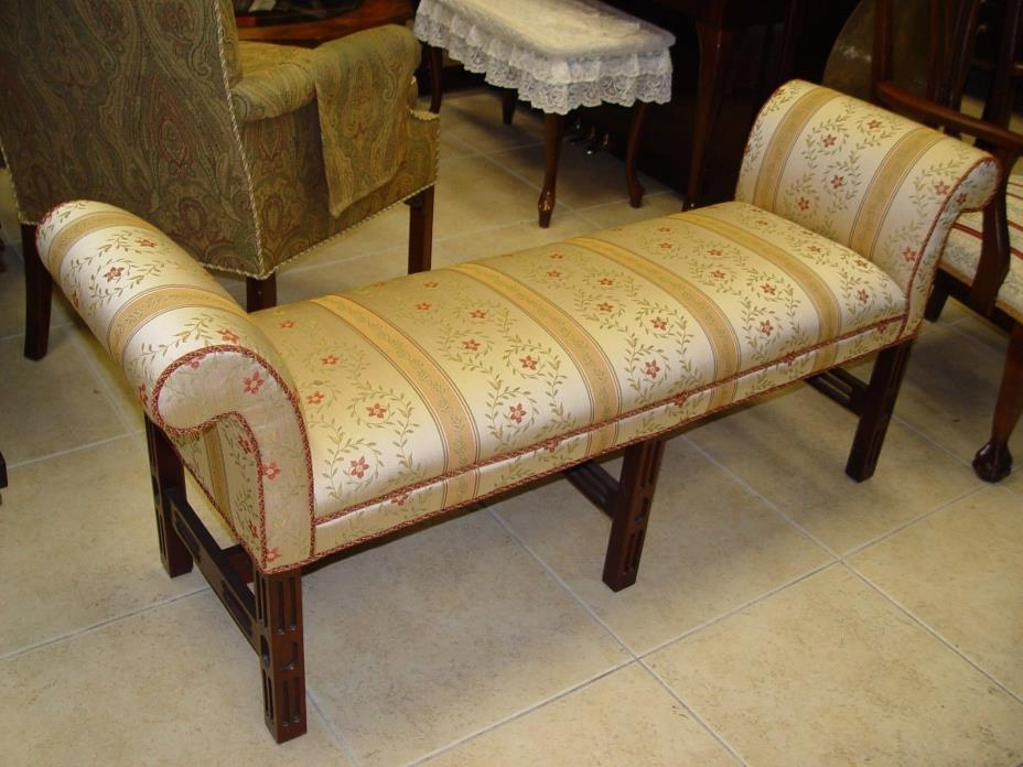 FRENCH EMPIRE STYLE BENCH