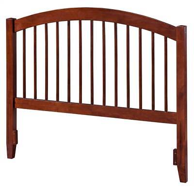 56.75 in. Full Headboard in Walnut Finish [ID 3498536]