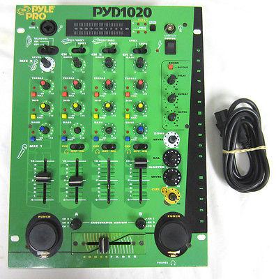 NEW PylePro Pyle Pro PYD1020 10