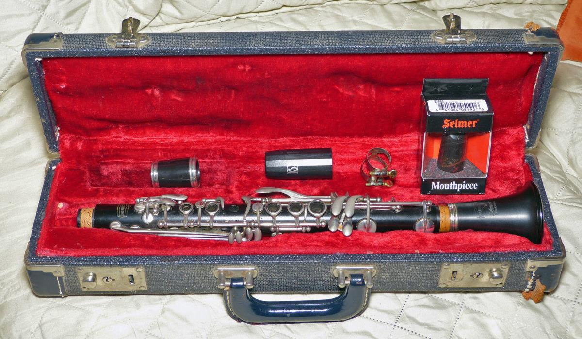 Selmer Bundy Eb clarinet - excellent condition, ready to play