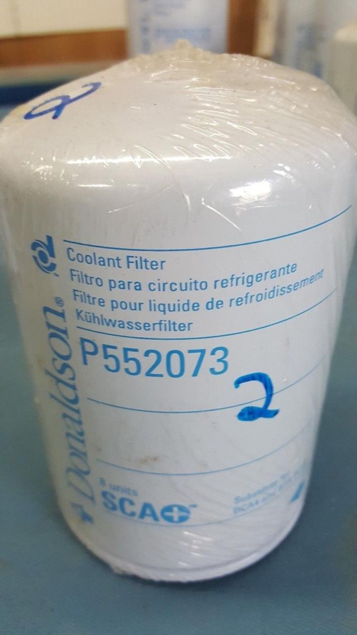 Donaldson coolant filter P552073 NEW NOS GENUINE FREE SHIPPING