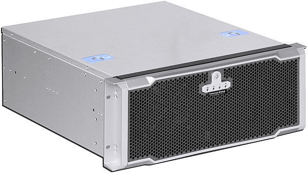 4U (Rail) Stylish EATX ITX (3x5.25