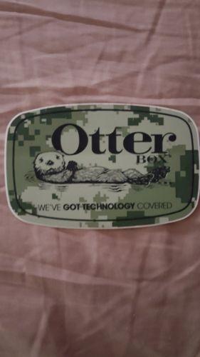 1 Otterbox Otter Box Vinyl Sticker Decal 3