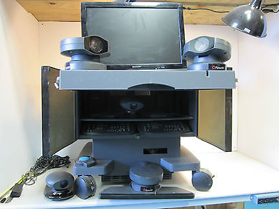 Bose PictureTel System Numerous Parts Included! Model:WCART-4 Priced to Move!!