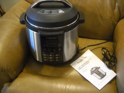Farberware Pressure Cooker 7 in 1 6 Quart