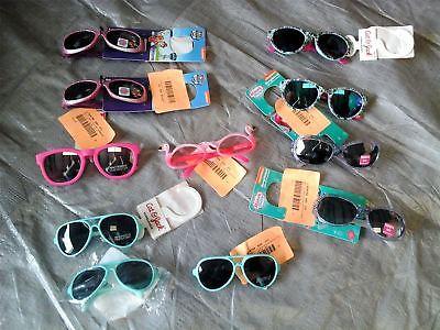 Wholesale Lot of 27 Toddler Boy Girl Sunglasses Brand New