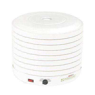 Nesco FD-1018A Gardenmaster Food Dehydrator 1000-watt MADE IN USA Dehydrators
