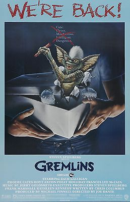 GREMLINS WERE BACK 11X17 MINI MOVIE COLLECTIBLE POSTER