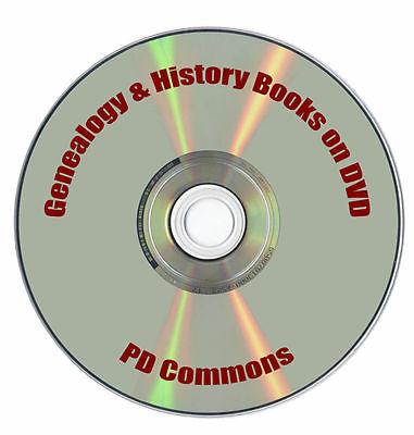 96 Books North Dakota ND State History Genealogy Family Tree Ancestry Directory