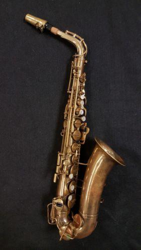 Buescher Elkhart 20A Alto Saxophone