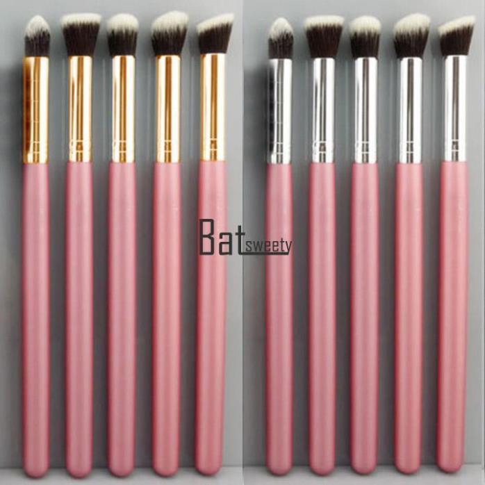 New Pro MakeUp Cosmetic Set Eyeshadow Foundation Wood Brush Blusher BTSY01 01