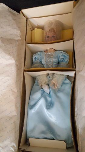 Vintage NEW, The Danbury Mint Cinderella Doll