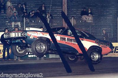 Don Grotheer 1971 Plymouth 'Cuda Pro Stocker PHOTO!