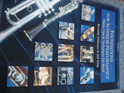 Foundations for Superior Performance Bass Clarinet