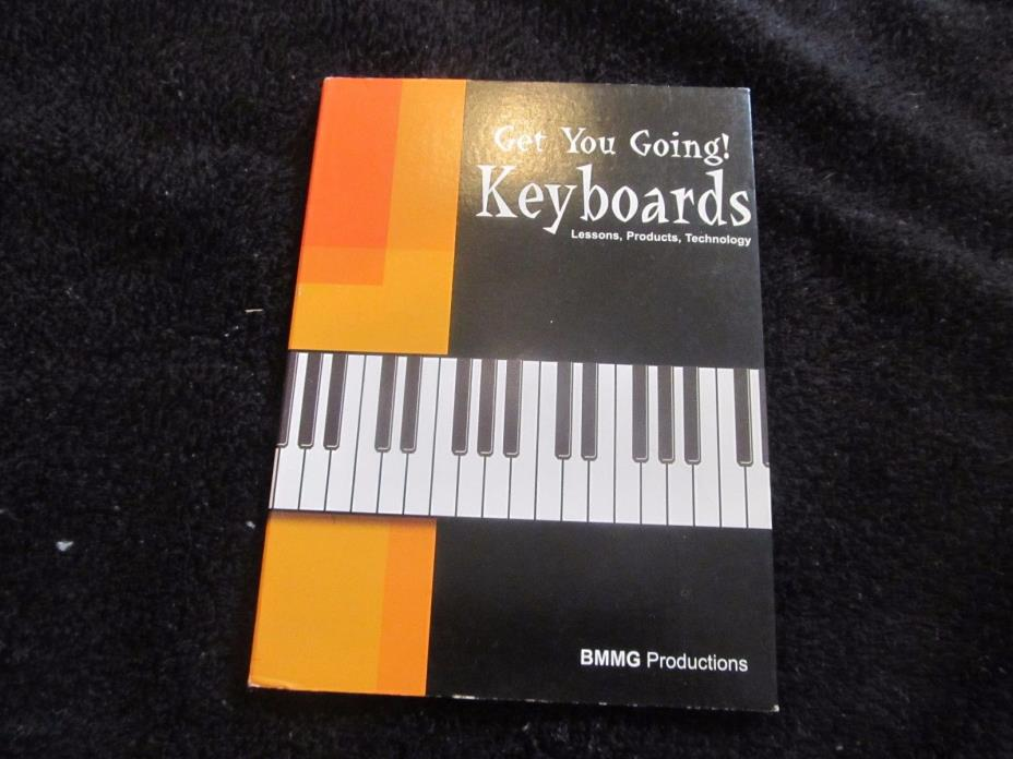 'GET YOU GOING KEYBOARDS' -  LEARN AT YOUR OWN PACE