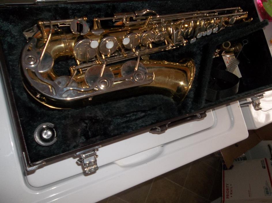 Yamaha Alto Saxophone YAS-23 Used - w/ Mouthpiece - Free Shipping!