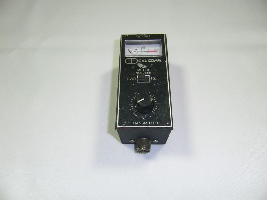CAL COMM - SWR meter