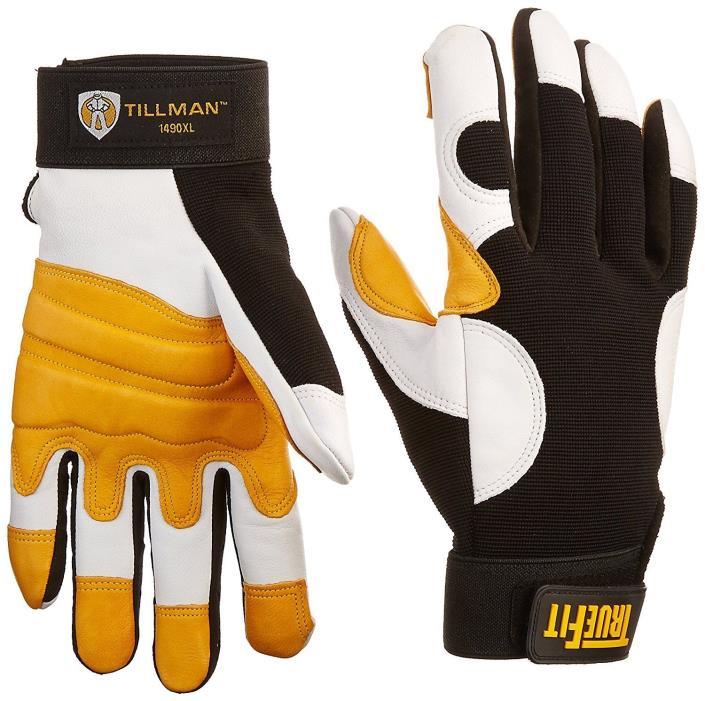 John Tillman & Co 1490XL TrueFit Super Premium Full Finger Top Grain Goatskin XL