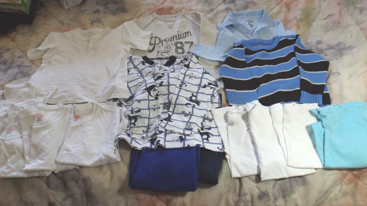 Boys clothing Size 4T , used  ( #EV20)
