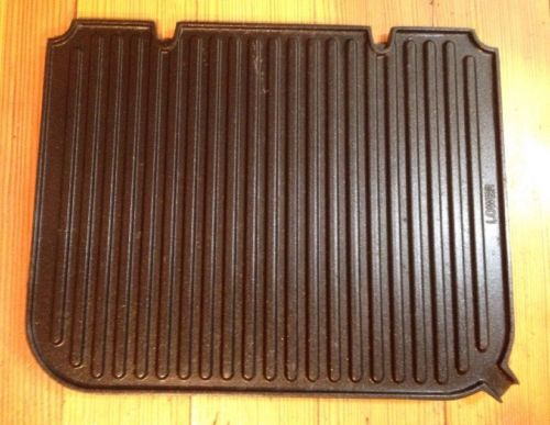Cuisinart Griddler GR-4 Part, Bottom Lower Grill Plate Ribbed FreeShip