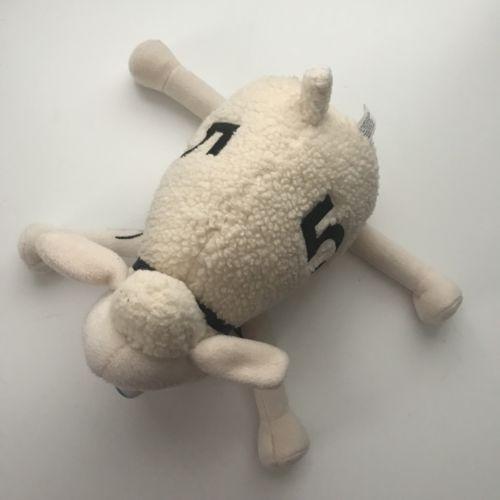 Serta Sheep Promotional Curto Plush Toy # 5 The Sensitive One Sleep Number
