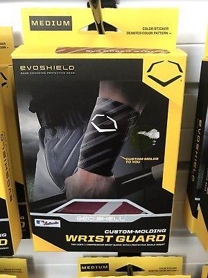Evo-shield Wrist Guard Medium Maroon