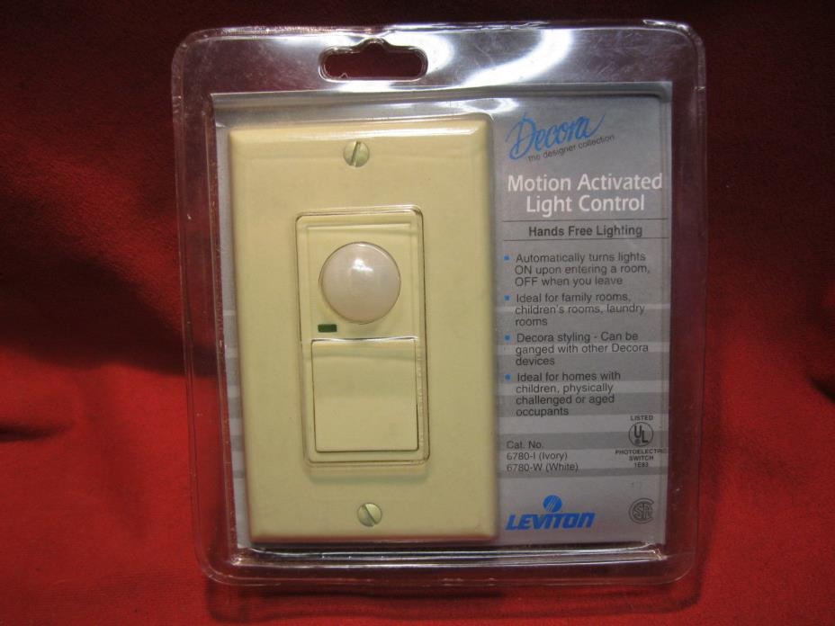 Leviton Lighted Switch - For Sale Classifieds
