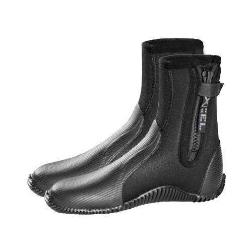 Xcel Titanium Wetsuit Boots  6.5mm Size 7 Scuba Snorkel Free Dive Spear Fishing