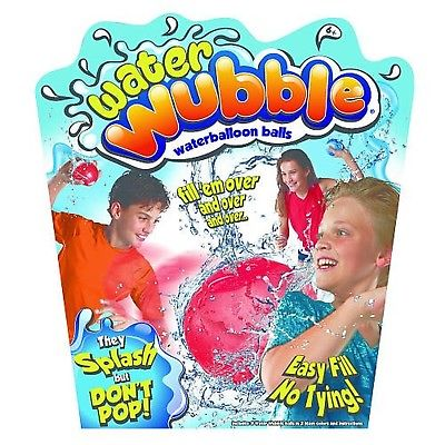 Water Wubble Waterballoon Balls - Brand New!