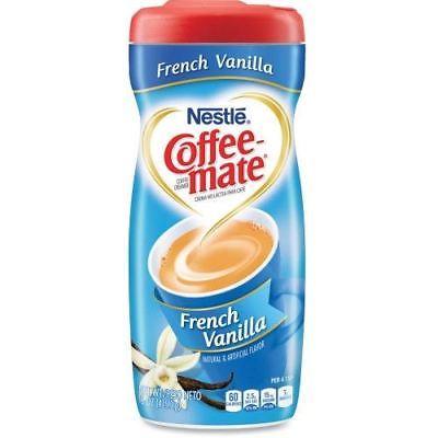 Nestle Professional Coffee Creamer - French Vanilla - 15oz Powder Creamer 35775