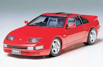 Nissan 300ZX Turbo, 1/24 by Tamiya, Model Car 4950344240876