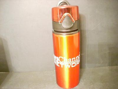 NEWS CHANNEL 5 HD NETWORK ALUMINUM DRINK BOTTLE HIT PROMOTIONAL PRODUCT (B5)