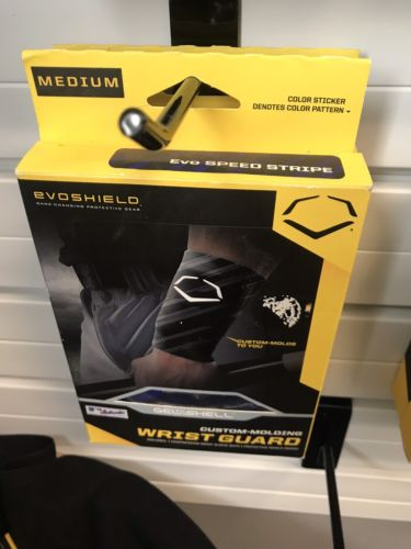 Evo-shield Wrist Guard Medium Navy