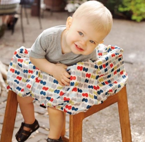 Hip Hop Shopping Cart Cover High Chair Cover
