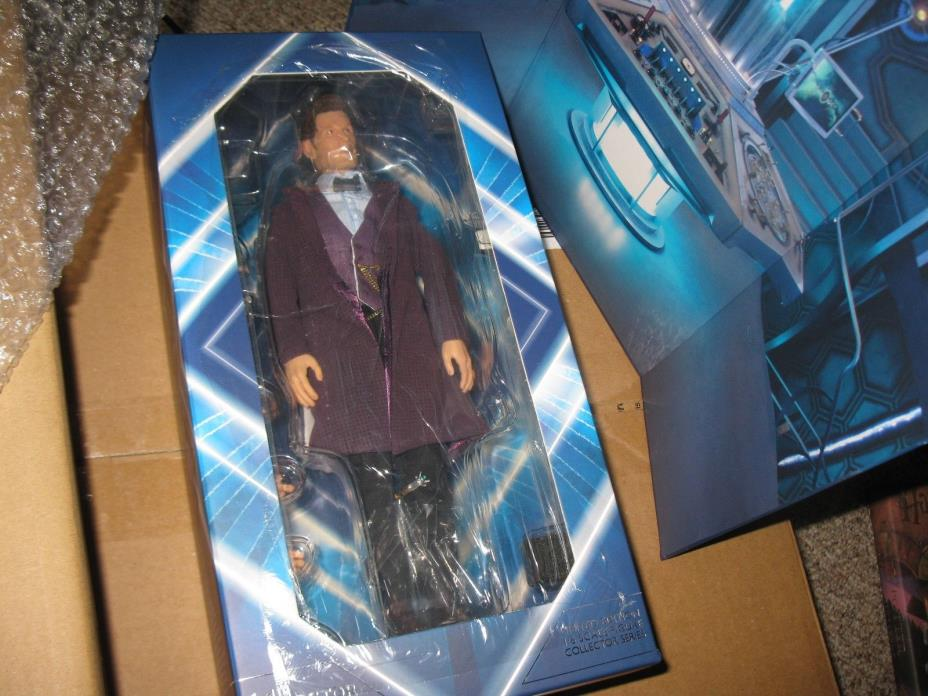 Doctor Who Big Chief 1/6 12 inch 11th Doctor Matt Smith with Fez  MIB